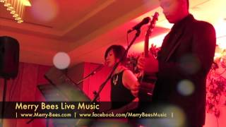 Merry Bees Live Music - John Lye & Jocelyn sings Can't Help Falling In Love *SG Wedding Singers*