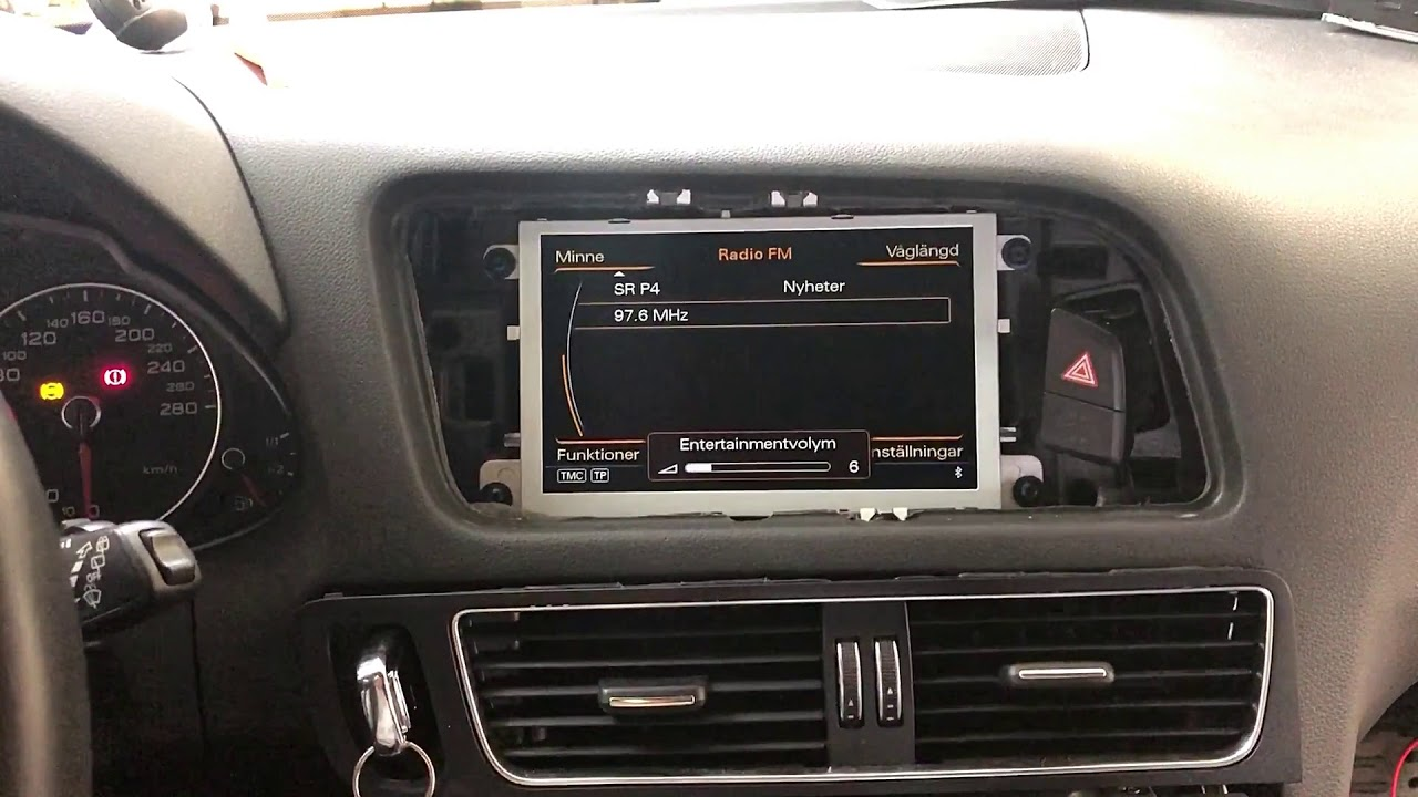 Audi component protection (CP / SAFE) unlock removal coding / VCDS
