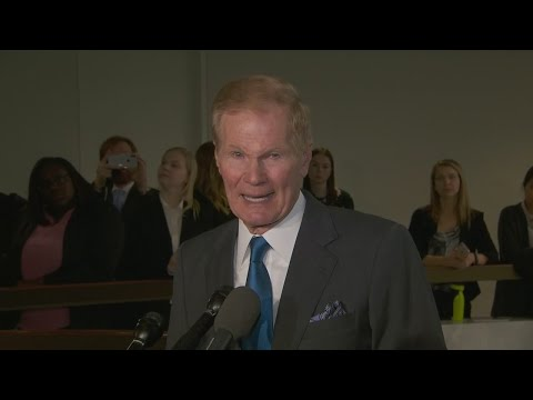 WEB EXTRA: Sen. Bill Nelson Reacts To Gov. Rick Scott's Senate Run Announcement