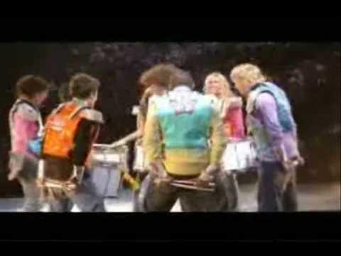 High School Musical The Concert - Marchin' - Corbin Blue