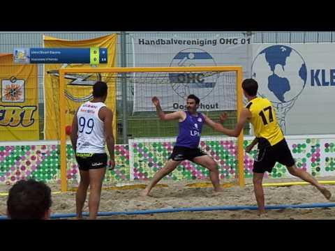 CBT 2016- LIoret Beach Espana vs. Raccoons D'Arrcia -Group Man