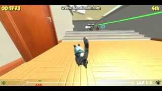 Гонки:Team Drift Cats - Кошачий дрифт! часть втораая