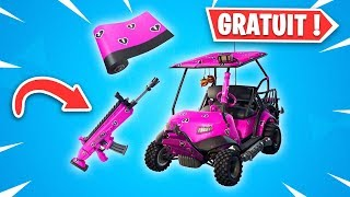 OBTENIR A FREE LOVE SKIN ON FORTNITE! (VALENTINE'S DAY)