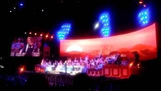 André Rieu y JSO - Sherazade and the seven tartaars en Buenos Aires 2016