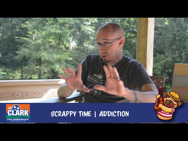 Scrappy Time | EP 9 | Addiction as a Healthcare Issue