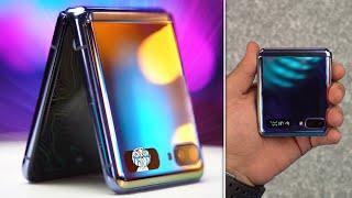 معاينة جهازي المفضل من سامسونج   Galaxy Z Flip 😍