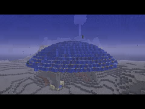 "MidCraft 002 - The ""Uh"" game and dome"
