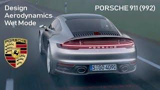 2019 Porsche 911 – Technical Presentation