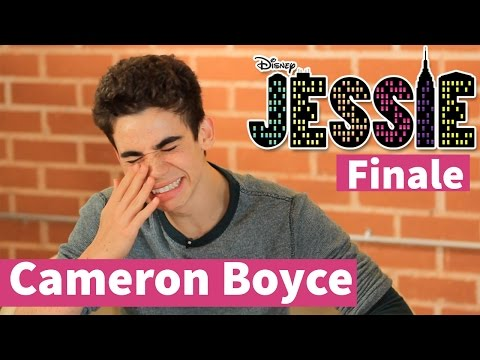 Cameron Boyce is sad that 'Jessie' is ending