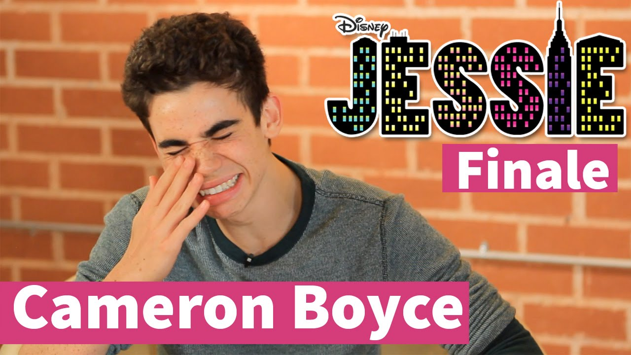 Cameron Boyce Is Sad That Jessie Is Ending Youtube