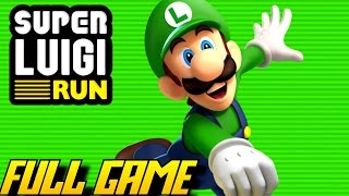 Super Luigi Run - FULL Game (Complete Walkthrough)