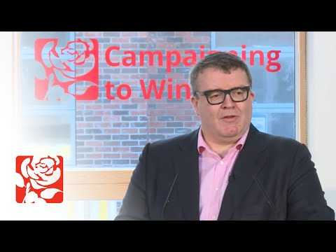 Campaigning to Win | Tom's Speech