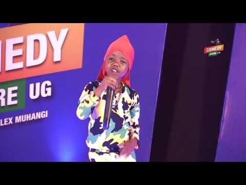 Alex Muhangi Comedy Store June 2019 – Fresh Kid (Dubai)
