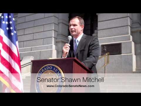 Senator Shawn Mitchell | SM12-003