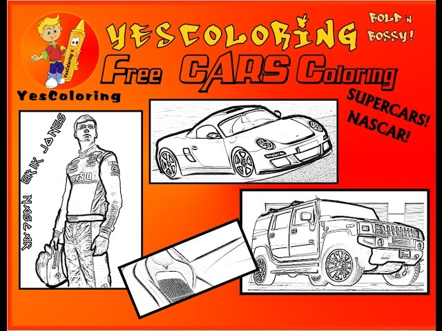 Race Cars Coloring Pages Free Coloring Pages Globalchin Coloring