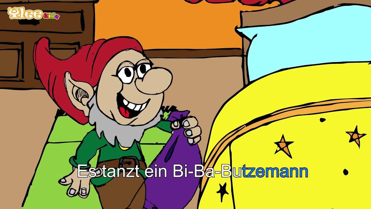 Es Tanzt Ein Bi Ba Butzemann Text