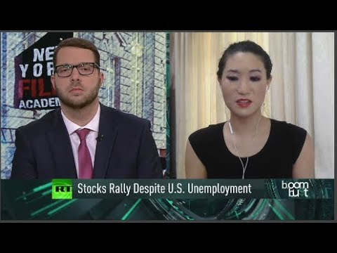 Boom Bust: US Economy Shrinking While Unemployment Expanding