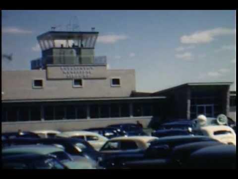 HUTCHINSON KS AIRPORT GRAND OPENING