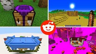 Lo vi en Reddit Minecraft - EP3 - Mesa de decrafteos, terraria, nuevas dungeons y más