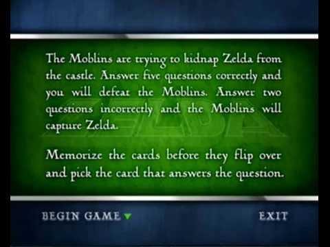 Legend of Zelda Matching & Trivia: No Mistakes