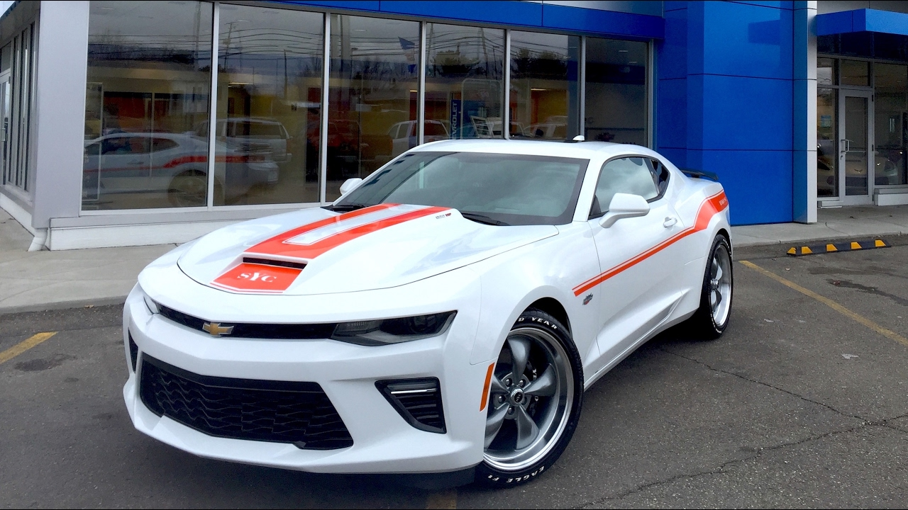 2017 chevrolet camaro yenko edition 3 of 50 at huebner chevrolet youtube. Black Bedroom Furniture Sets. Home Design Ideas