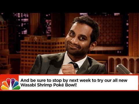 Aziz Ansari and Jimmy Dramatically Read Bad Yelp Reviews ...
