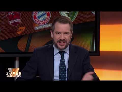 Post Game Show  Super Euroleague Ολυμπιακός-ΤΣΣΚΑ Μόσχας, Πέμπτη 06/02