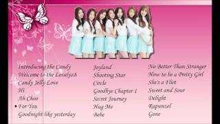 Lovelyz Song Compilation