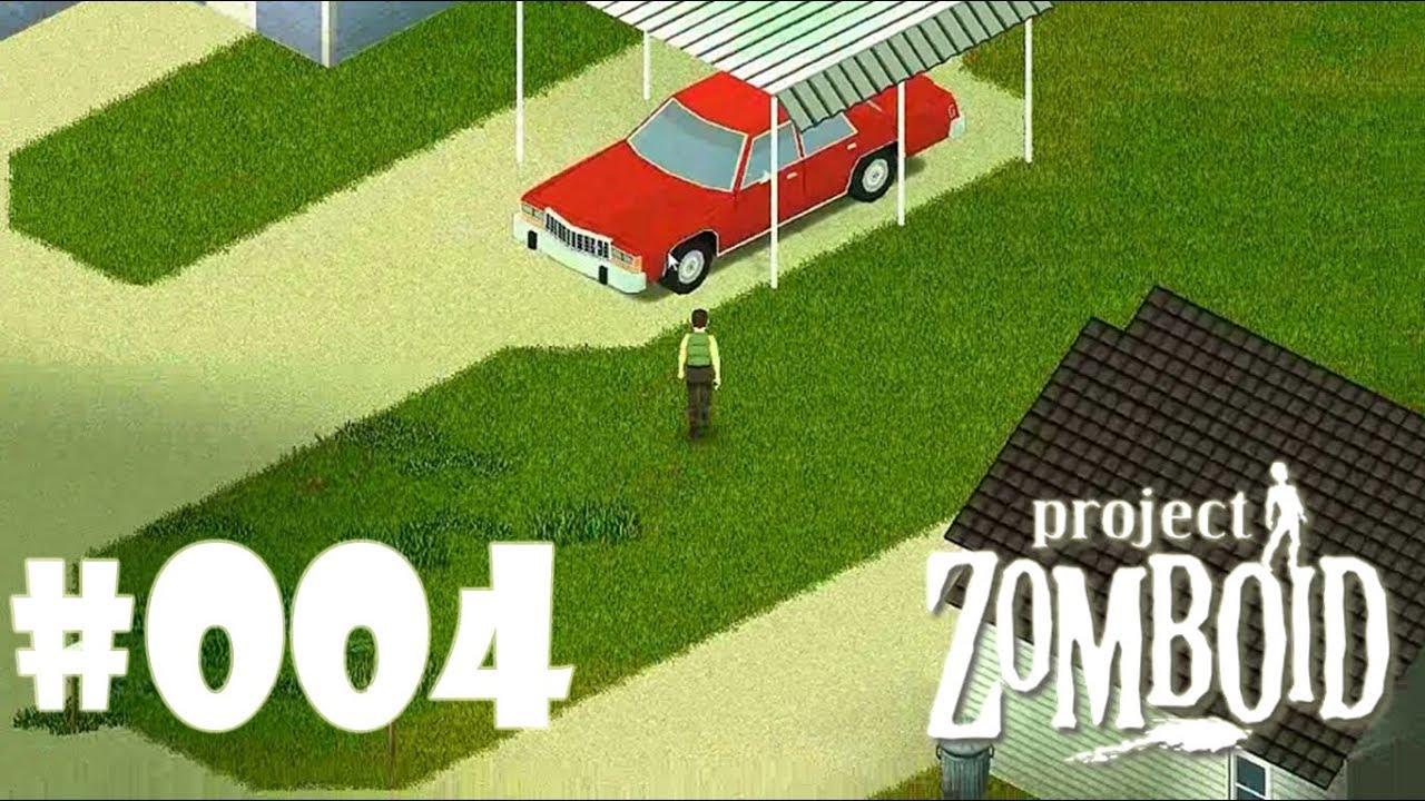 Project Zomboid #04 - Nova atualização no game!  [PT-BR]