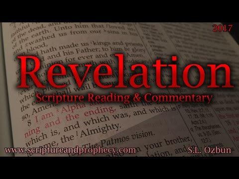 Study of The Seven Churches - The Book of Revelation Chapters 2-3 (2017)