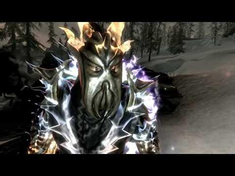 Skyrim Battles - Miraak vs Lord Harkon [Epic Edition][Master Settings]