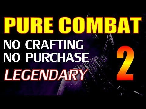Extreme Skyrim Pure Combat Walkthrough - NO CRAFTING, NO PURCHASE - 1H 80 Challenge - Part 2 thumbnail