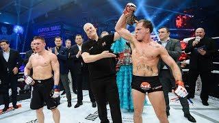 Лучшие моменты M-1 Challenge Battle in Atyrau, highlights, 15 декабря, Казахстан