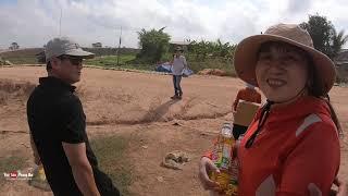 Rộn ràng tiếng cười XÓM VIỆT KIỀU Campuchia đầy nghè khó | PHONG BỤI