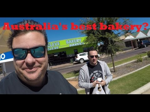 The Road Trip: Episode 5 - Australia's Best Bakery?