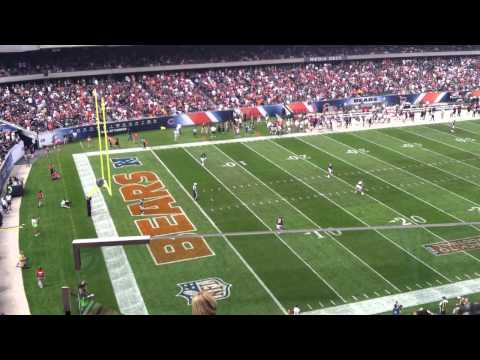 090813 Chicago Bears Opening Kickoff to 2013 NFL Season