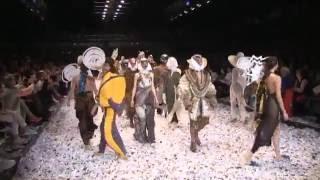 Défilé de  mode de La Cambre 2016