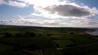 DJI Phantom ,Greencastle County Down filmed by Mourne Images