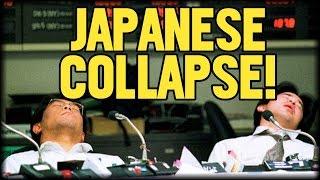 URGENT REPORT: JAPAN PRINTS $275 BILLION TO STOP ECONOMIC HEMORRHAGING - HARRY DENT