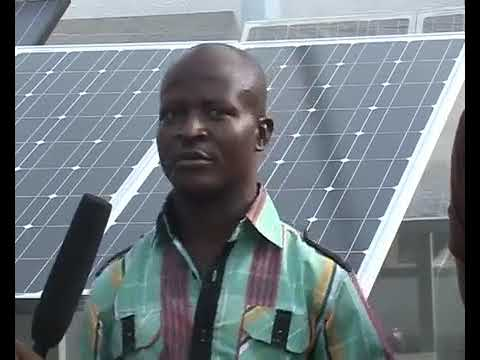 AFRICA'S BURGEONING SOLAR ELECTRICITY IN NIGERIA