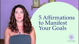 5 Affirmations