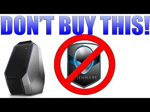 Alienware (DELL)  Area 51 Is Not Worth It, Don't Buy It! | Review, Thoughts Impression