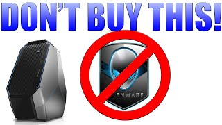 Alienware (DELL)  Area 51 Is Not Worth It, Don