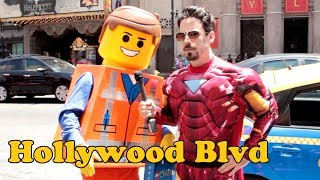 Hollywood Blvd Cosplay Best Cosplay 2014 Edition