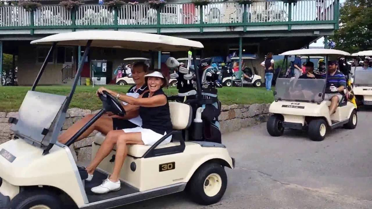 Jody Buzzell Tournament 2015 'And they're Off!'