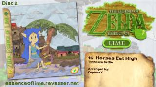 Essence of Lime 2-16: Horses Eat High (Twinrova Battle) [CopiousX]