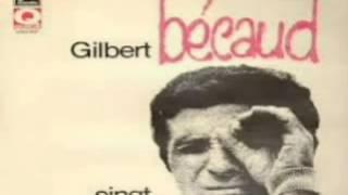 Gilbert Bécaud - Die Luft von Orly [Dimanche à Orly] - 1964