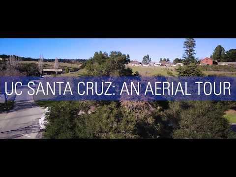 UC Santa Cruz From Above