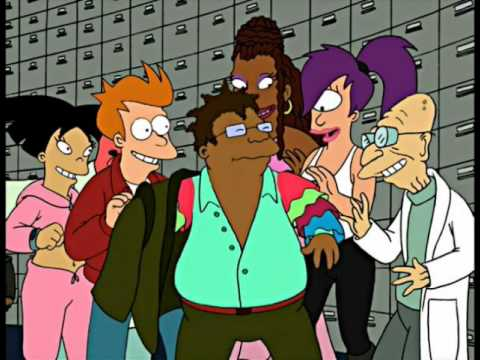 Futurama - The Bureaucrat Song [9/17/2012's Pick]