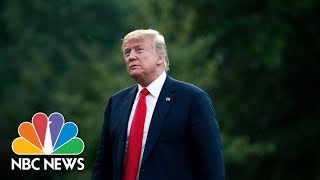 President Donald Trump Makes Remarks On The U.S. Economy | NBC News